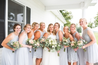 Maris and Bridesmaids-1