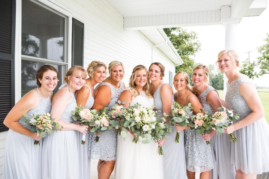 Maris and Bridesmaids-1